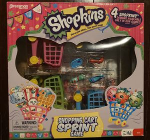 Shopkins shopping cart sprint game for Sale in Atlanta, GA