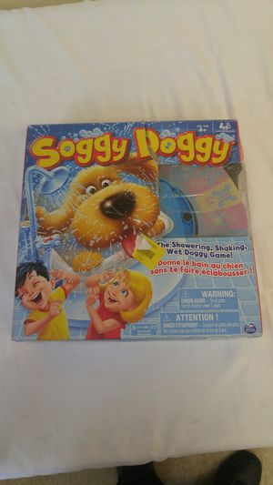 Soggy Doggy Board Game for Sale in Casselberry, FL