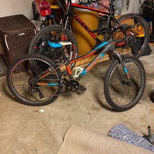 Giant XTC Jr Youth Mtn Bike for Sale in Virginia Beach, VA