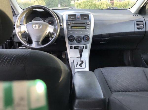2010 Toyota Corolla Type s