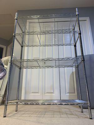 Metal 4 tier Shelf for Sale in Tacoma, WA