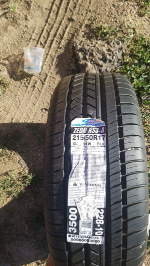 215 / 50 R17 Tire for Sale in Orchard City, CO
