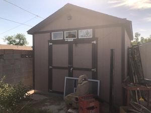 16x11 shed. Great conditions for Sale in Tempe, AZ