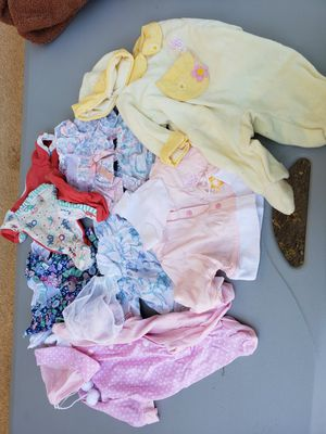 Doll Clothes for Sale in ROWLAND HGHTS, CA