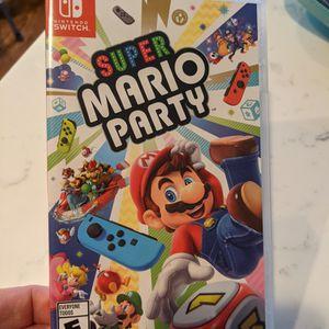 Super Mario Party for Nintendo Switch for Sale in Arlington, VA