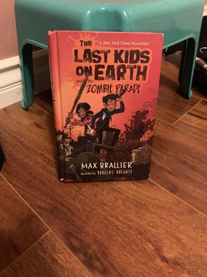 The Last Kids On Earth and the Zombie Parade Book for Sale in Fountain Valley, CA