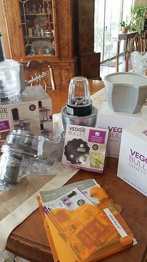 Veggie Bullett, kitchen, appliance for Sale in Woodland Hills, CA