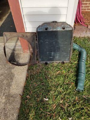 Ford radiator 1950's for Sale in Chesapeake, VA