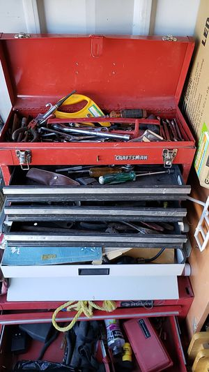 Box with tools 100 for Sale in Henderson, NV