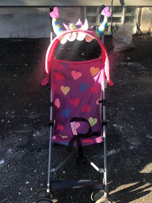 Girls' Fold Up Stroller for Sale in Minneapolis, MN