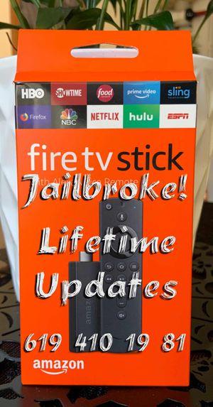 New Amazon Fire TV Stick (Unlocked) for Sale in Chula Vista, CA