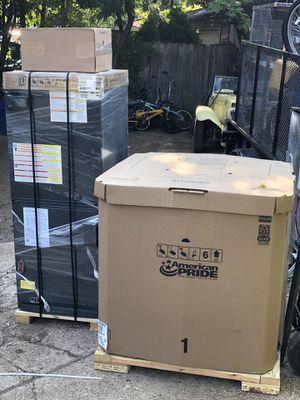 Sistema 4 toneladas Electrico Good man 410 freon nuevo for Sale in Dallas, TX