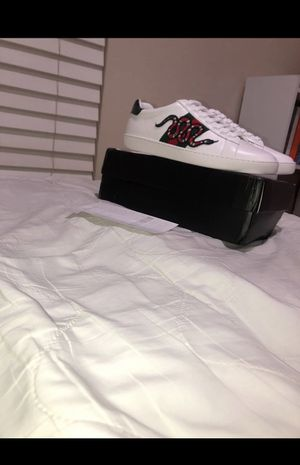 Gucci Snake Sneakers 43/44 for Sale in Gibsonton, FL