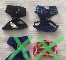 XXXS Dog Harnesses for Sale in Redwood City,  CA