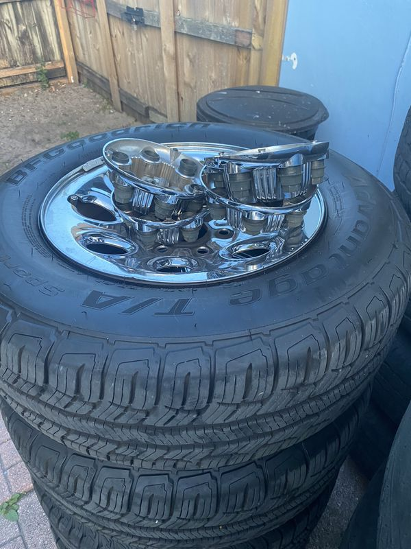 Chevy rims and rims