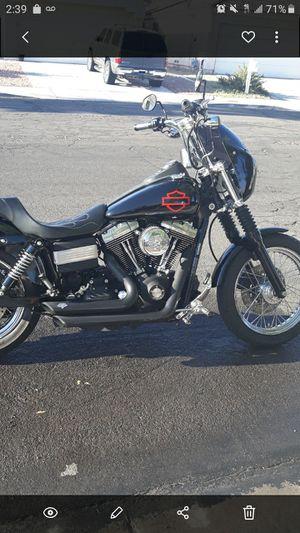 Harley davidson dyna steet bob for Sale in Las Vegas, NV