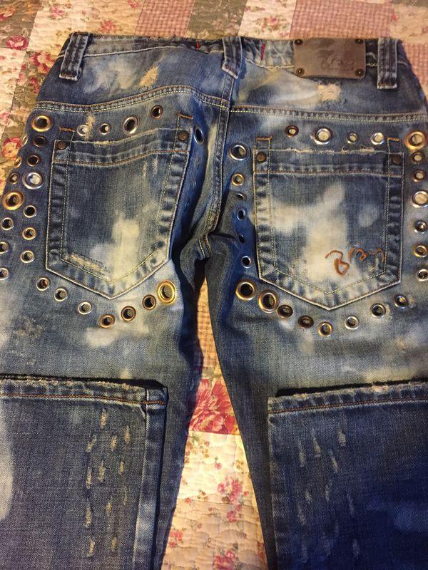 Steve Alan bray jeans