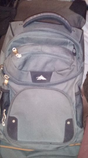 High Sierra convertible luggage with detachable back pack for Sale in Westminster, CO