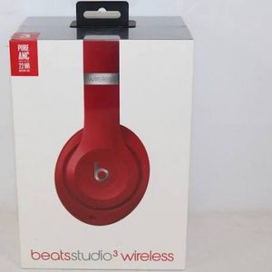 Beats By Dre Studio 3 RED NEW for Sale in Denver, CO