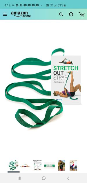 Stretch out strap for Sale in Indianapolis, IN