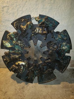 Zodiac wall decoration for Sale in Corona, CA