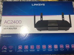 Linksys WiFi Internet Router for Sale in UPPER ARLNGTN, OH