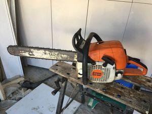 """Stihl MS390 20"""" Chainsaw for Sale in Yorktown, VA"""