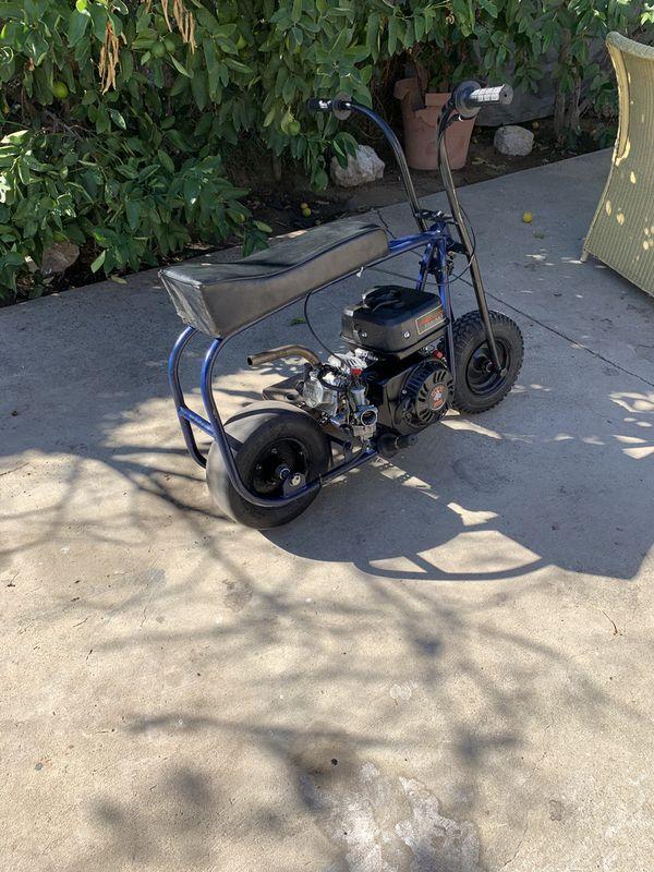 Gts mini bike little frame