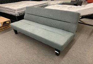 Gray KEBO Sofa Futon, Autumn Big Sale!! $75 for Sale in Houston, TX