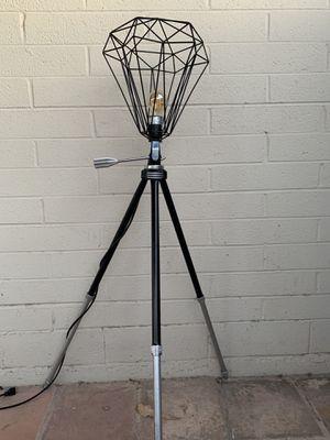 Vintage Industrial Floor Lamp for Sale in Tempe, AZ