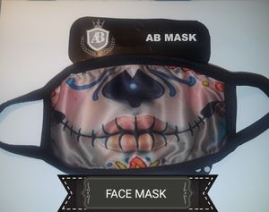 FACE MASK HALLOWEEN MASK for Sale in Rochester, NY