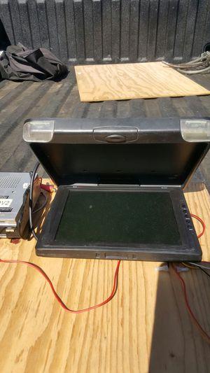 Flip down tv & DVD player for Sale in Orange Cove, CA