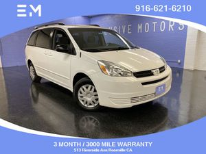 2005 Toyota Sienna for Sale in Roseville, CA