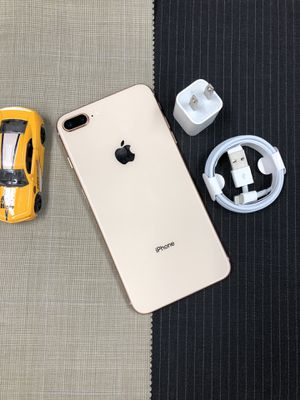 256Gb Gold iPhone 8 Plus(8+) - Factory Unlocked. for Sale in New York, NY