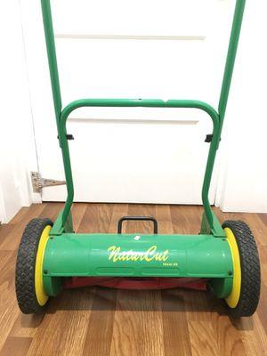 NaturCut Lawn Mower for Sale in Seattle, WA