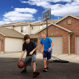 "Lifetime 44"" Impact Adjustable Portable Basketball Hoop, 1268 for Sale in Houston, TX"