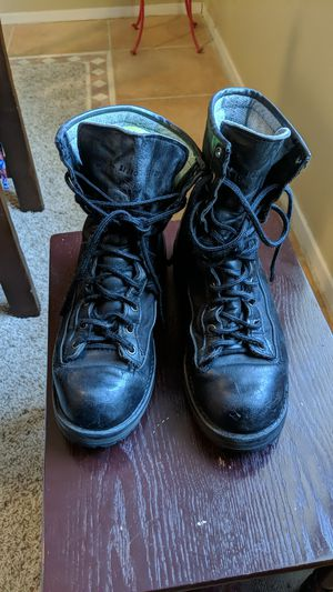 Danner 8.5 EE leather boots for Sale in Las Vegas, NV