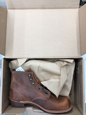 Red Wing Work Boots size 91/2 **BRAND NEW** for Sale in Hollywood, FL