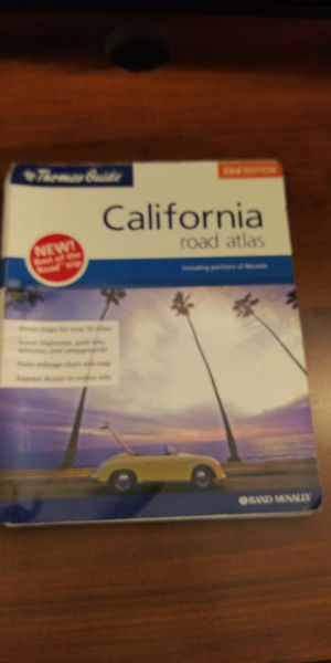 The Thomas Guide for Sale in Gardena, CA