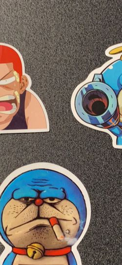 Face Stickers Lot Of 3 for Sale in Bedford,  MA