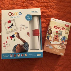"Osmo genius kit iPad + one game ""NEW"" for Sale in San Diego, CA"