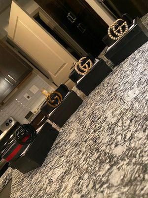 Designer belts for Sale in Katy, TX