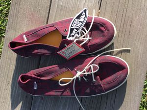 Vans slip ons size 11 brand new for Sale in West Covina, CA