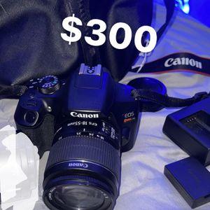 Canon Rebel T6 for Sale in Greensboro, NC