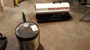 Teddy Heater and 5gallon for Sale in Saint Paul, MN