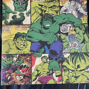 Hulk Canvas for Sale in Tampa, FL