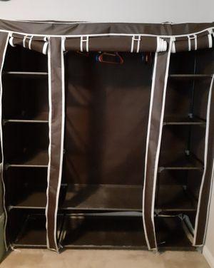 Portable Closet Organizer for Sale in Herndon, VA