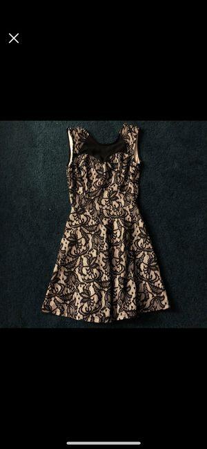 XS black and white lace dress for Sale in Deltona, FL