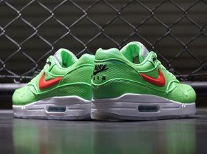 NIKE Air Max 1 FB Premium QS Mens Shoe Supreme Quick Strike 7.5 for Sale in Downey, CA