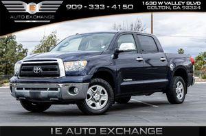 2012 Toyota Tundra 2WD Truck for Sale in Colton, CA